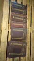 Título do anúncio: Coleção Enciclopédia Novo Século
