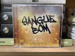 CD Sangue Bom Instrumental (Novela)