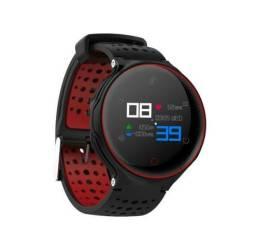 Relógio Microwear X2 plus prova d'água IP68 fitness pressão batimentos cardíacos