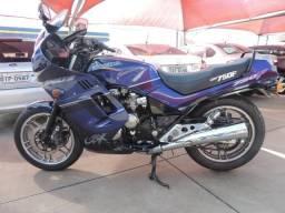 Honda Cbx 750F Indy - Relíquia, moto muito conservada! Toda original! A famosa 7 galo! - 1995