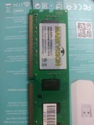 Memória DDR3 4GB 1600mhz