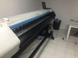 Maquina impressão digital ecosolvente