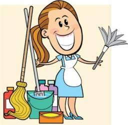 Serviços de doméstica