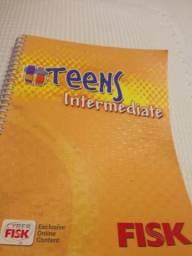 Livro do Fisk Teens Intermediate