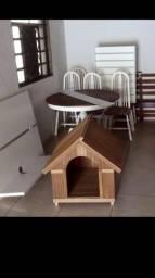 Casinha de Cachorro Médio Porte