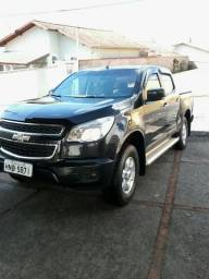 S10 LT 2013 Aut. Diesel 4x4 km baixa - 2013