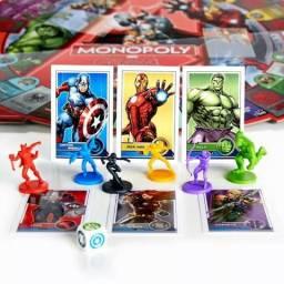 Monopoly Avengers - Novo