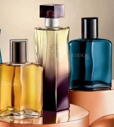 Mega liquidação perfume essencial natura 100ml