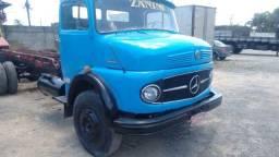 Caminhão Mercedes 1113 - 1969