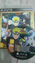 Troco ou vendo Naruto para PS3