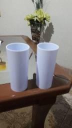 140 copos long drink 300 ml branco leitoso festa l