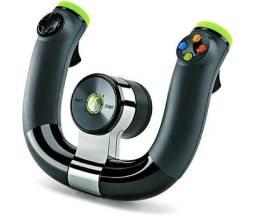 Volante Controle Sem fio Para Xbox 360 ou PC