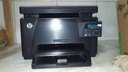 Impressora hp laserjet pro mfp 176n
