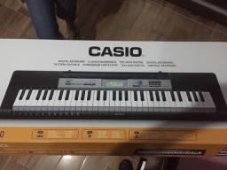 Teclado novo Casio CTK 1550