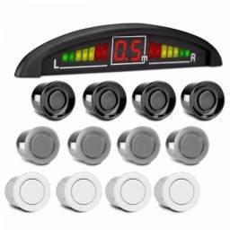 Sensor Estacionamento, Apenas 79,99 À Vista ou 99,99 em 10x S/ Juros, Canal Som Cabula