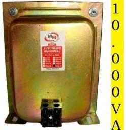 Transformador Bivolt 10.000va para Maquina de Solda de at 250A aceitamos cartões (entrega