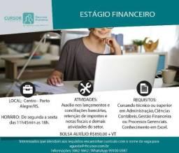 Estágio Financeiro