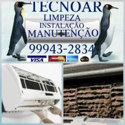Limpeza de Ar-condicionado a Partir de R$40,00 999432834