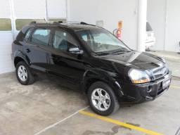 Hyundai Tucson 2.0 Flex Aut. Blindado 2010 - 2010