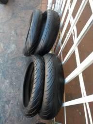 160/60/17 e 120/70/17 Michelin