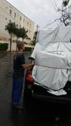 Fazemos fretes em Uberlândia e região temos cobertas cordas ajudante capacitado
