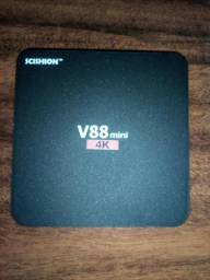 Mini Tv Box V88