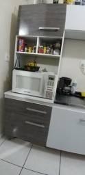 Armário de cozinha com pia