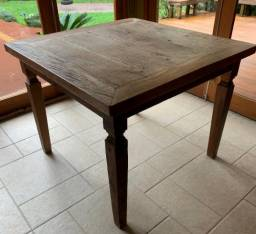 Mesas de madeira de demolição, Peroba Rosa