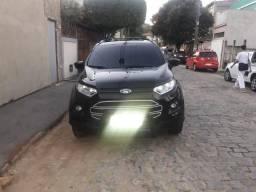 Vendo / troco Ecosport SE 1.6, ano 2013, completa, com kit gás 5ª geração - Carro Novo! - 2013