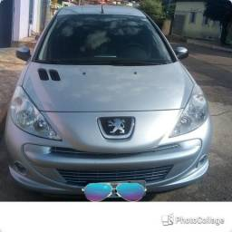 Peugeot 207 - 2012/2013 Completo - 2013