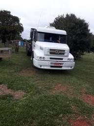 MB 1630 truck
