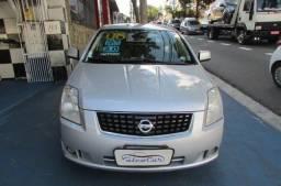 Nissan Sentra 2.0 S / Completo / Automático / 2008 - 2008