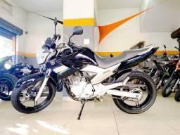 Yamaha YS 250 Fazer preta - 2014