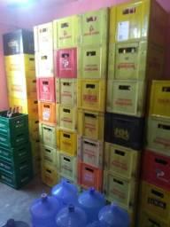 Caixas de cerveja 600ml 7,00