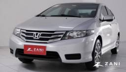 HONDA CITY LX FLEX - 2013