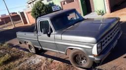 Vendo f1000 ano 90 turbo de fábrica - 1990