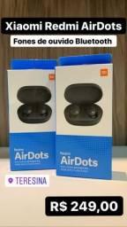 Fones de ouvido Xiaomi AirDots Bluetooth