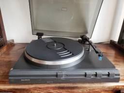 Conjunto Receiver + Toca Discos Gradiente Spect 65
