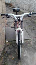 Bike aro 26 cor rosa
