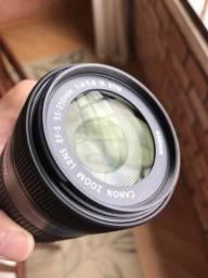 Lente Canon EF-S 55-250mm IS STM