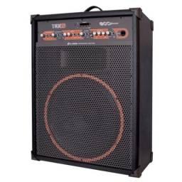 Caixa multiuso amplificadaa 80W Rms ll audio TRX12 em garantia com nota fiscal