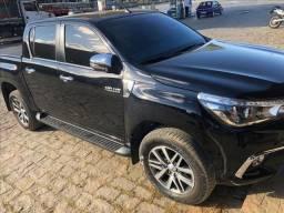 Toyota Hilux srx 4x4 cd 2018/ entrada de R$ 8.000,00 - 2018