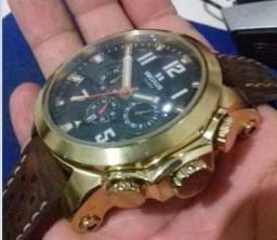 Relógio Seculus Original Masculino 13001gpsvdc3 / Pesquisa ai na net pra ver o valor