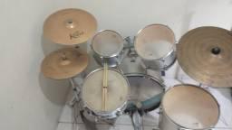 Bateria completa Wolf drum