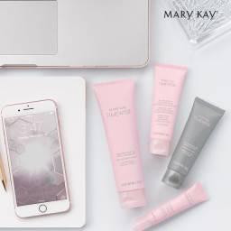 Limpeza de pele em casa com Mary Kay