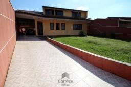 Casa com 4 quartos sendo 2 suítes no Cajuru