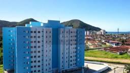 Apartamento à venda com 2 dormitórios em Martim de sá, Caraguatatuba cod:1036