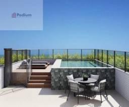 Apartamento à venda com 2 dormitórios em Intermares, Cabedelo cod:34180