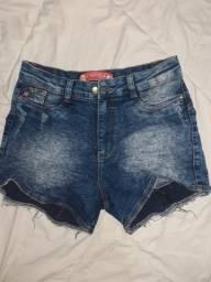 Short Jeans novo! Queima de estoque.