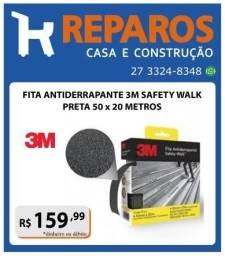 Fita Antiderrapante Safety Walk? Uso Geral ? 100 mm x 20 m